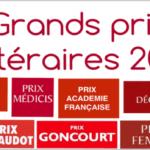 prix littéraire 2017