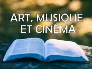 catégorie art musique et cinéma